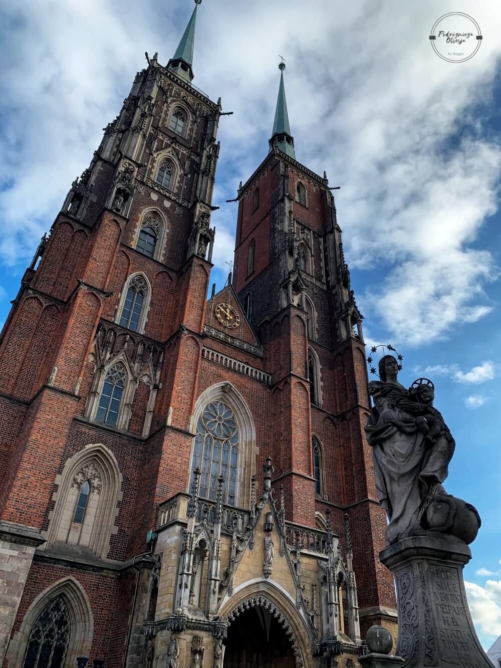 Ostrów Tumski we Wrocławiu - zabytki i atrakcje turystyczne, które warto zobaczyć.