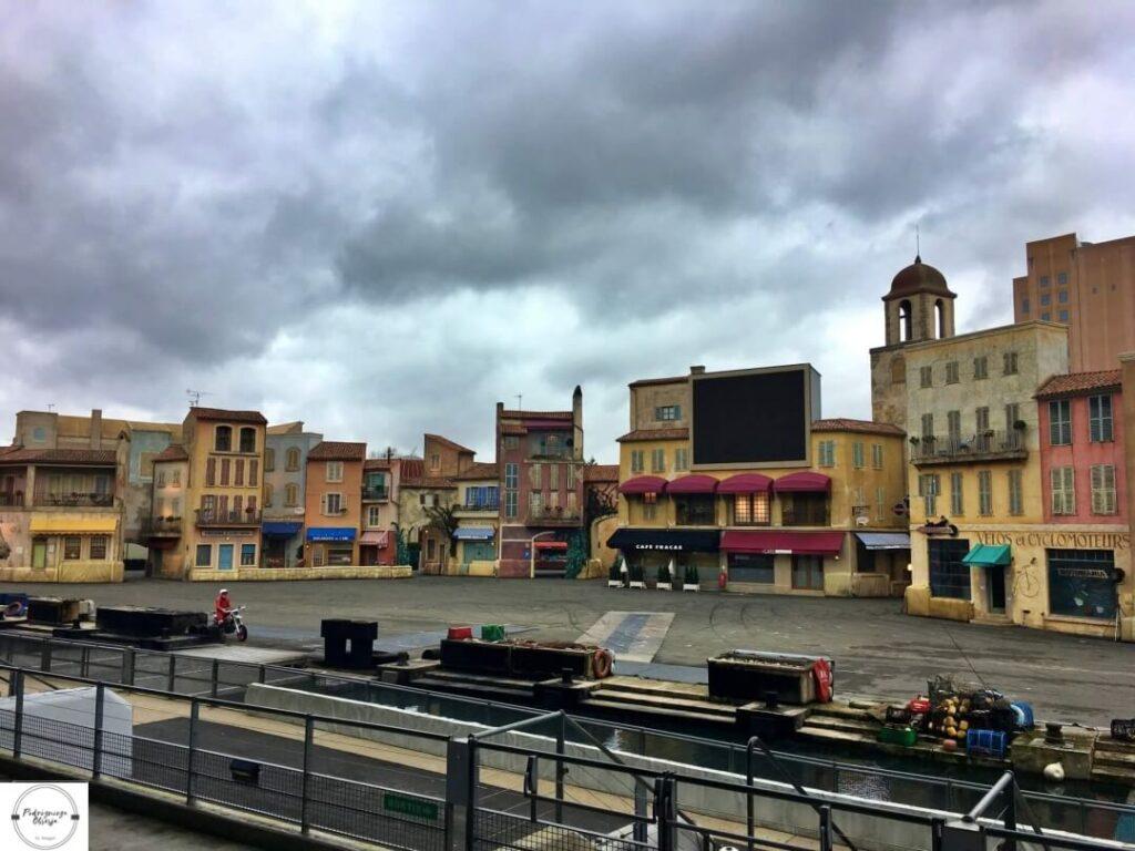 Disney Studio pokazy kaskaderskie