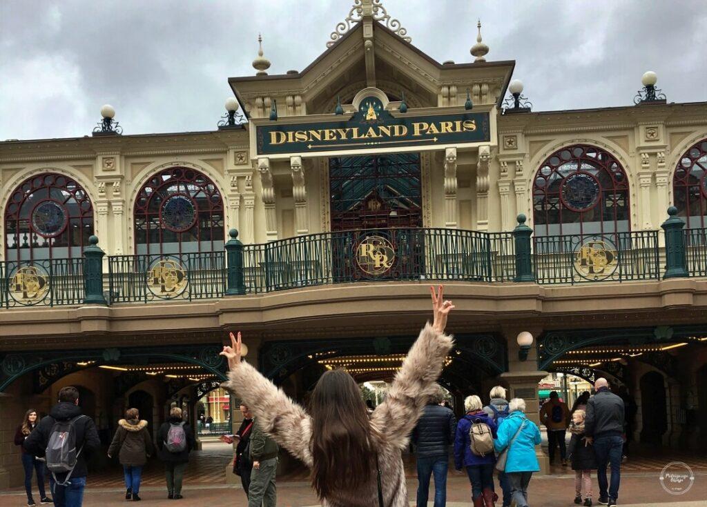Witaj w Disneylandzie