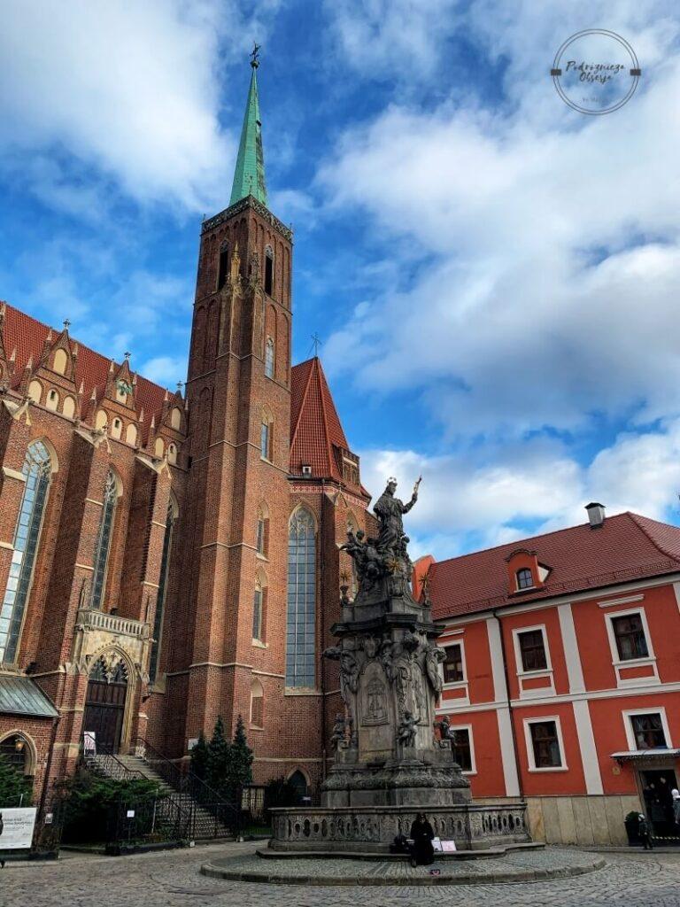 Kolegiata Świętego Krzyża i Bartłomieja we Wrocławiu