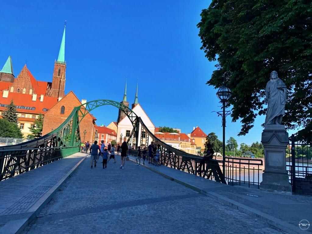 wrocławski Most Tumski