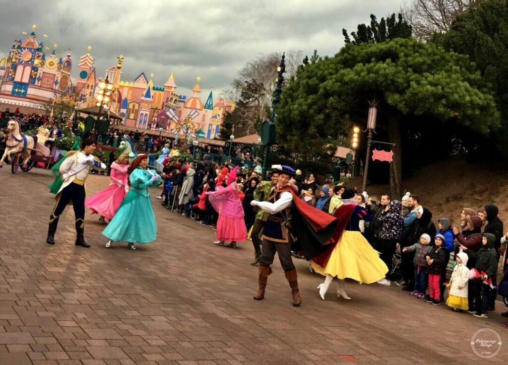 Parada ostaci Disneya