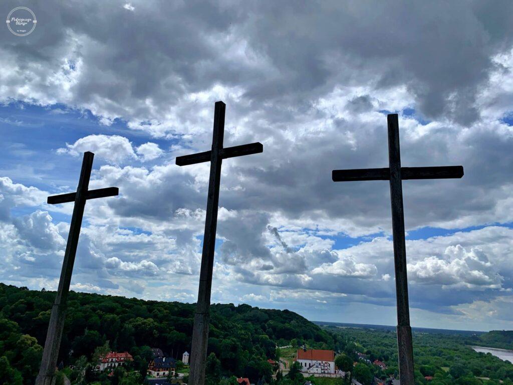 góra krzyży w kazimierzu dolnym