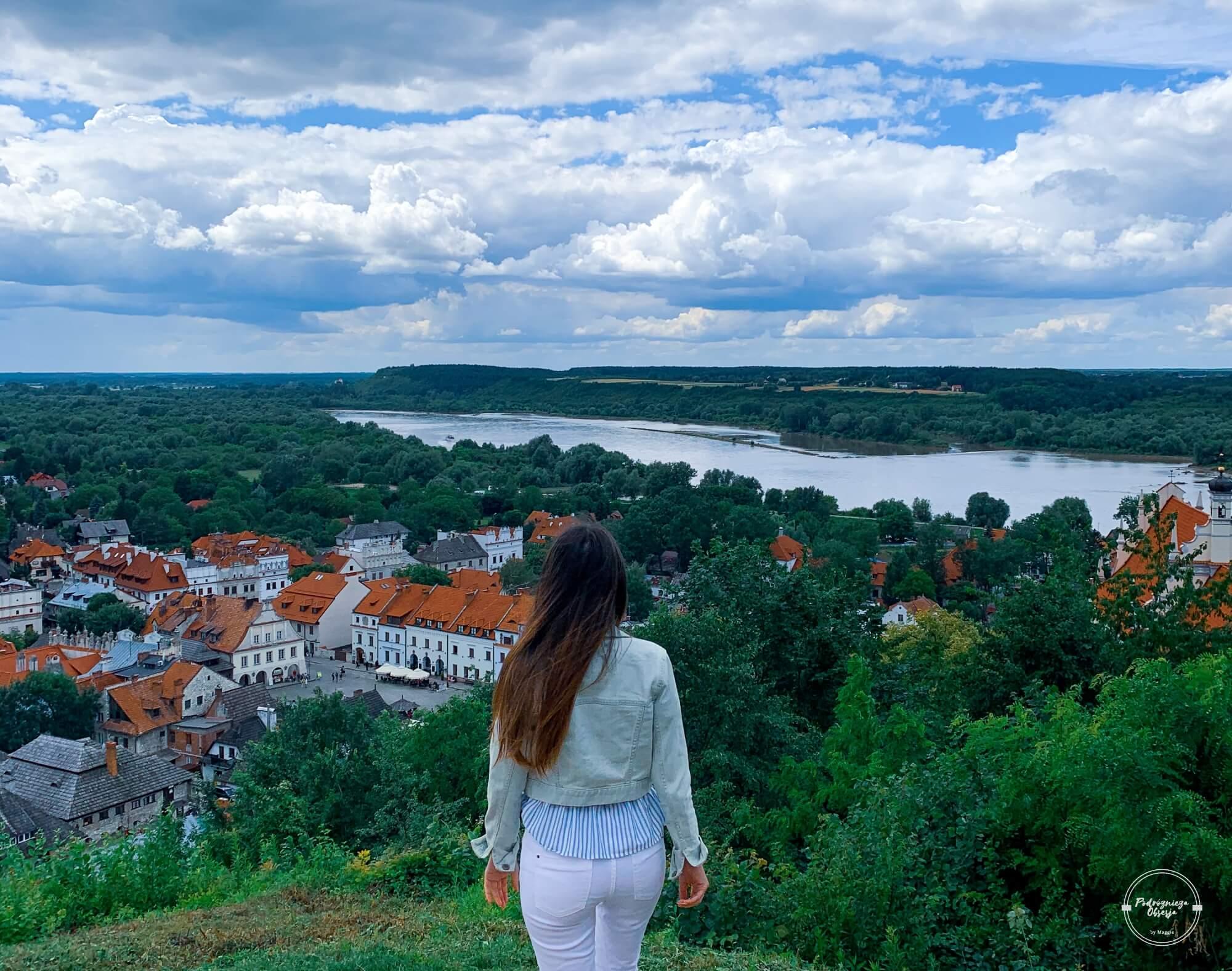 Punkt widokowy w Kazimierzu Dolnym