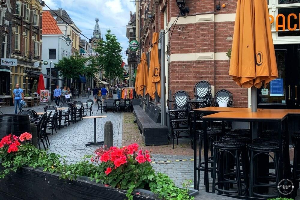 Deptak w Nijmegen