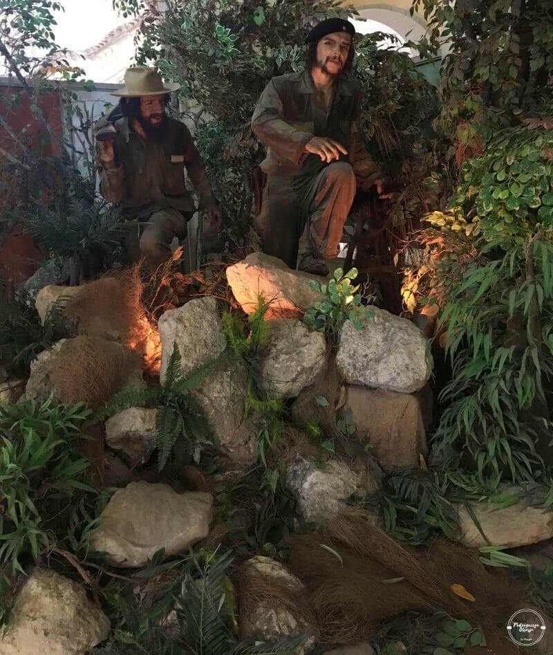 Muzeum Rewolucji na Kubie