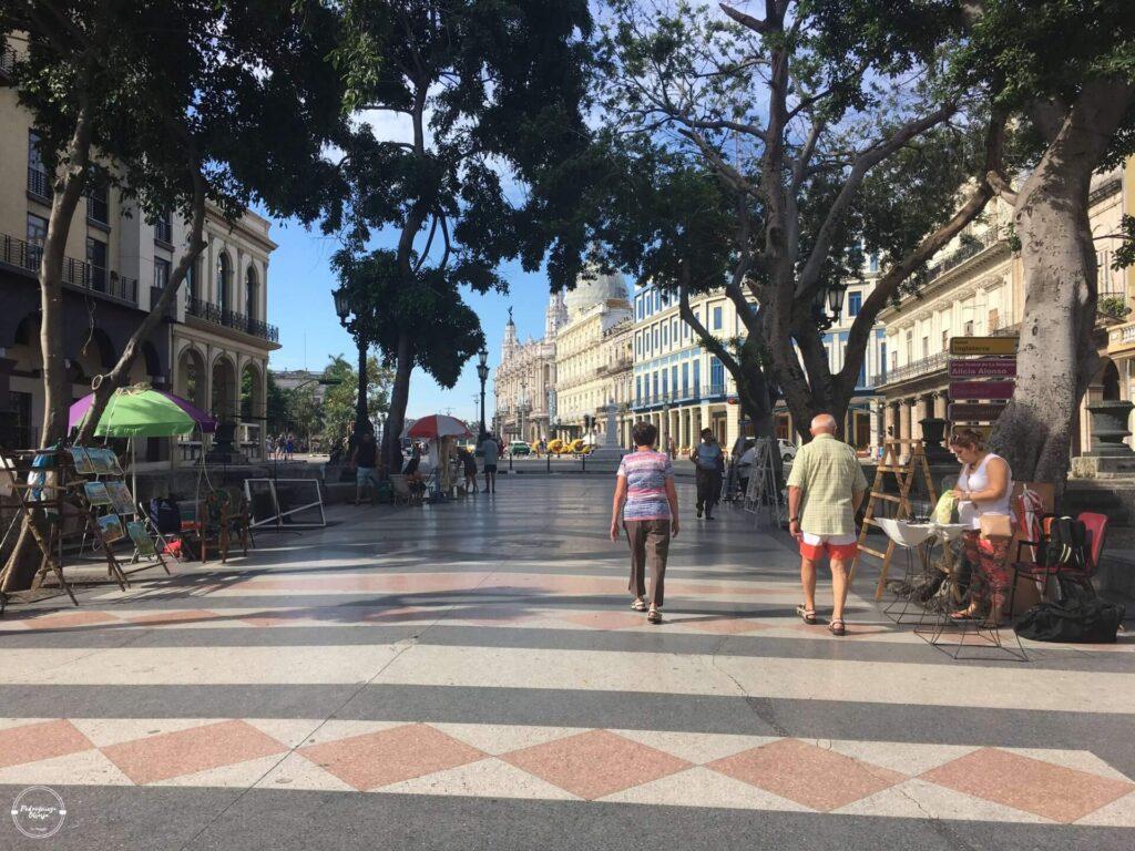 Promenada Paseo del Prado