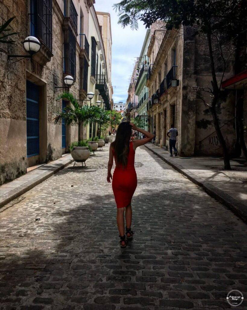 Stara część Hawany