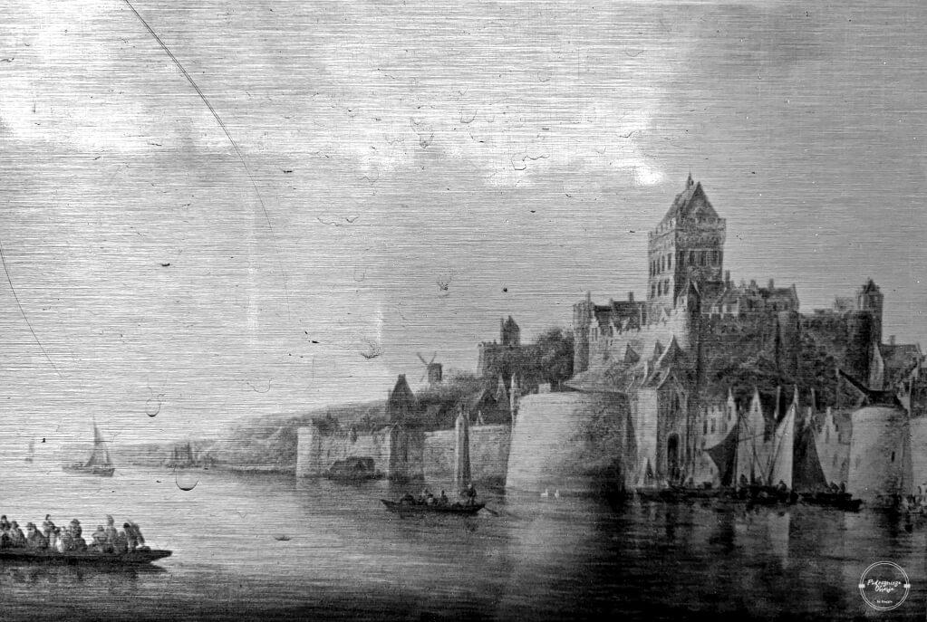 Zamek w Nijmegen