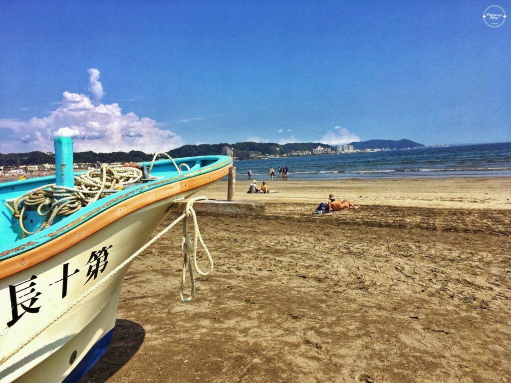 Plaża w Kamakura