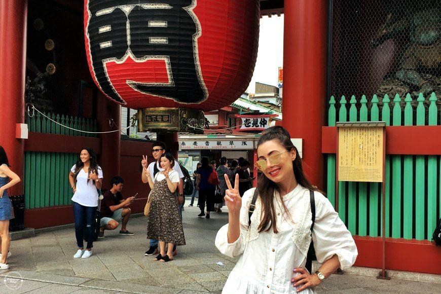 Maggie w Tokio