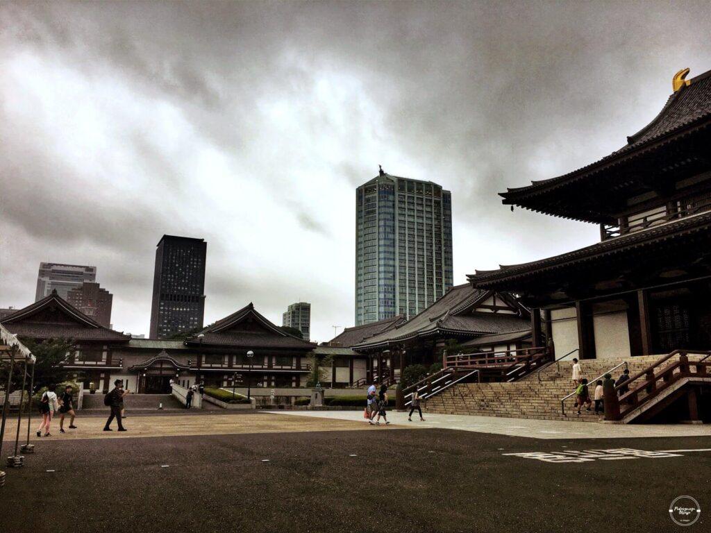 Świątynia Zojoji w Tokio