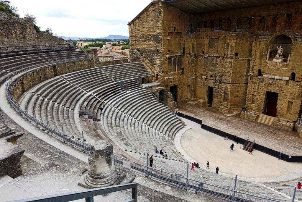 Amfiteatr romański w Orange