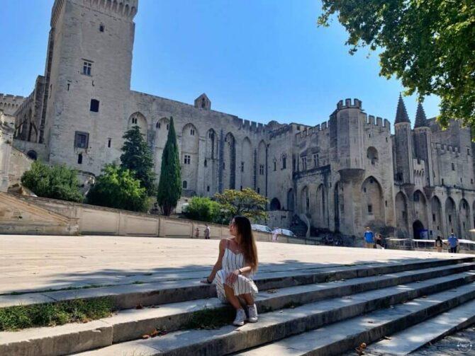Awinion: ciekawe miejsca francuskiego miasta papieży