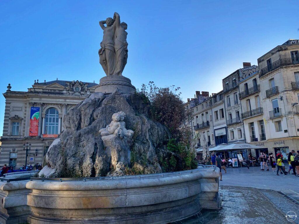 fontanna trzech galicji