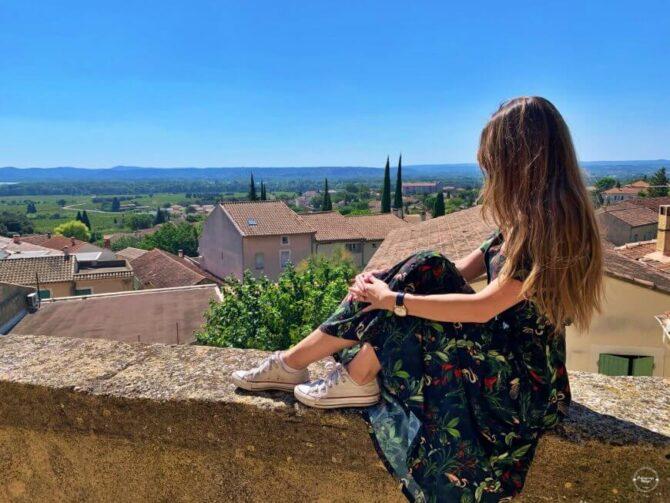 Châteauneuf-du-Pape: podróże z winem w tle