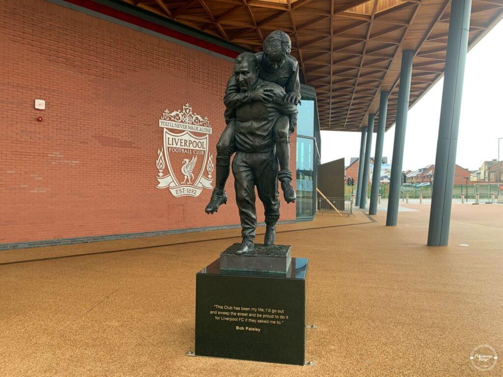 Posąg Boba Paiselya