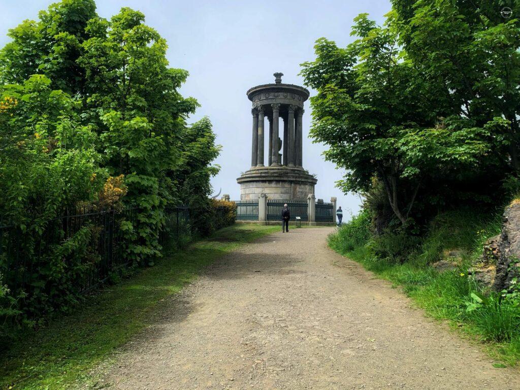 Pomnik Dugald Steward