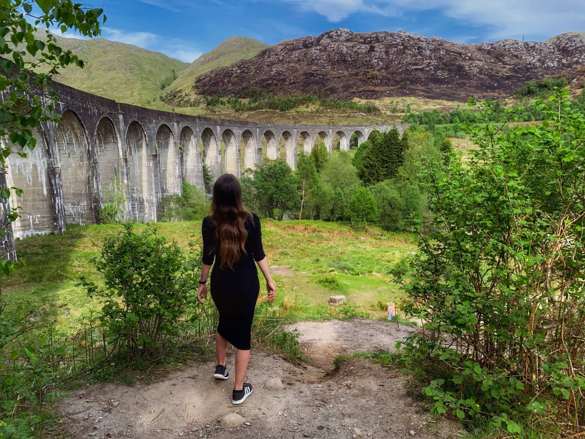 Most Harrego Pottera w Glenfinnan