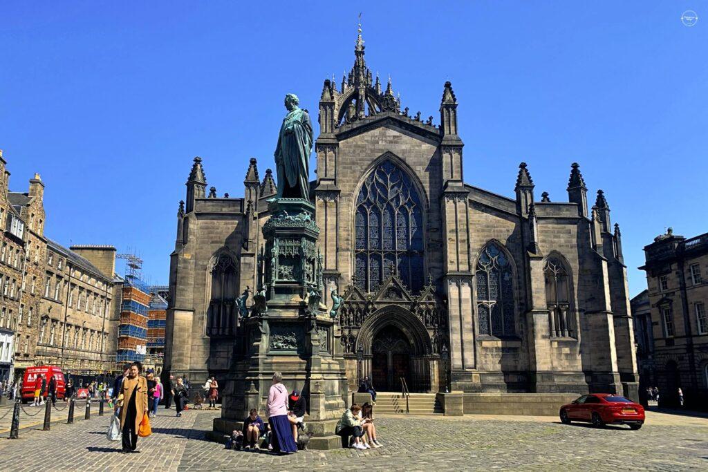 Katedra Św. Idziego w Edynburgu
