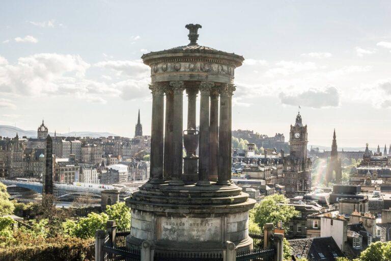 Edynburg – atrakcje i plan zwiedzania podczas krótkiego pobytu