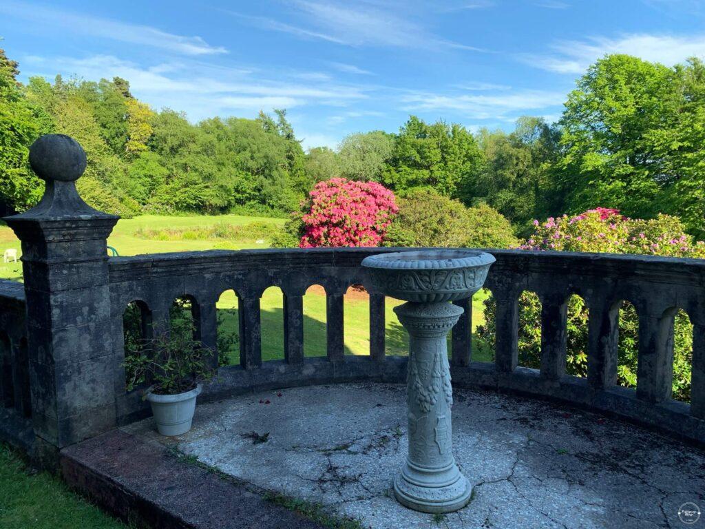 Ogród Knockderry Castle
