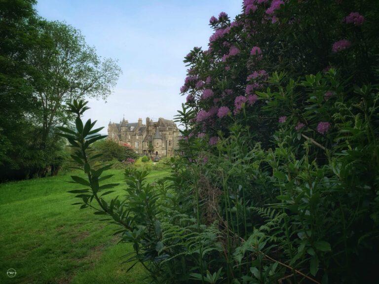 Knockderry Castle, Argyll and Bute  – hotel w zamku