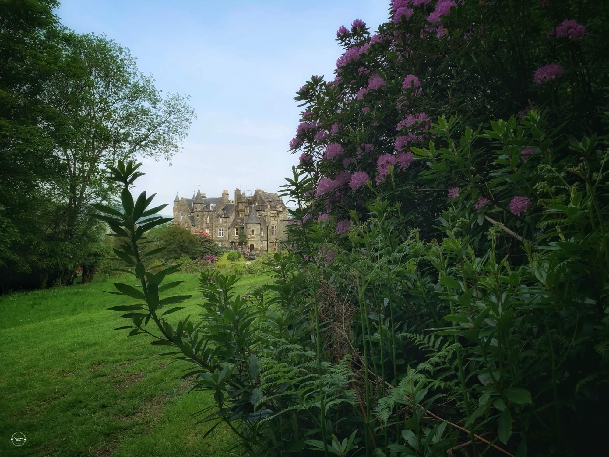 Knockderry Castle