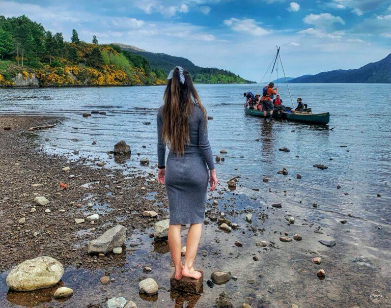 Fort Augustus: szkockie miasto położone nad jeziorem Loch Ness
